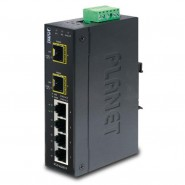 Коммутатор Planet IGS-620TF IP30 Industrial 4-Port 10/100/1000T