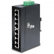 Коммутатор Planet IGS-801M IP30 Slim type 8-Port Gigabit Ethernet