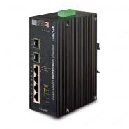 Коммутатор Planet IGS-624HPT IP30 6-Port 4-Port POE+