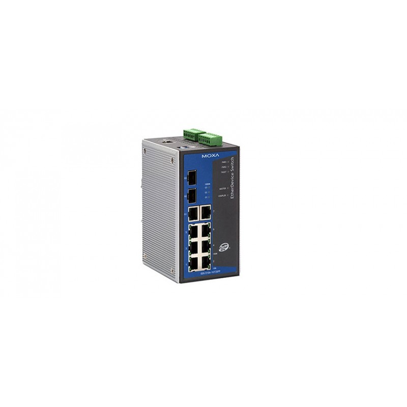 Driver for Moxa EDS-510A Switch